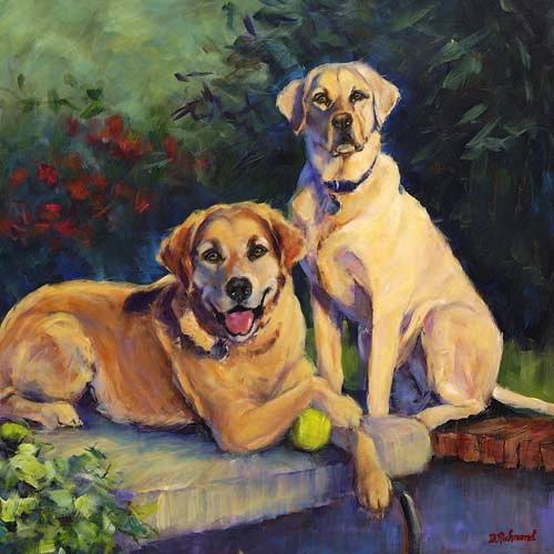 Duke and Riley