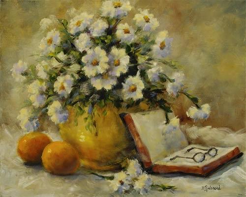 Daisies & Oranges