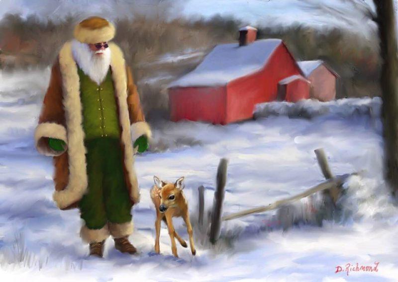 Santa Everyday