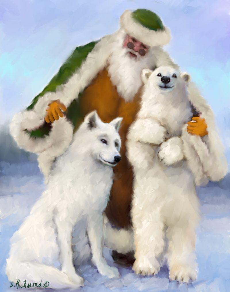 Santas Buddies