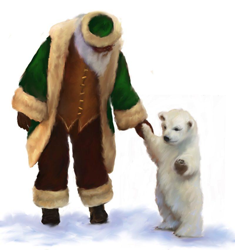 Santas Little Buddy
